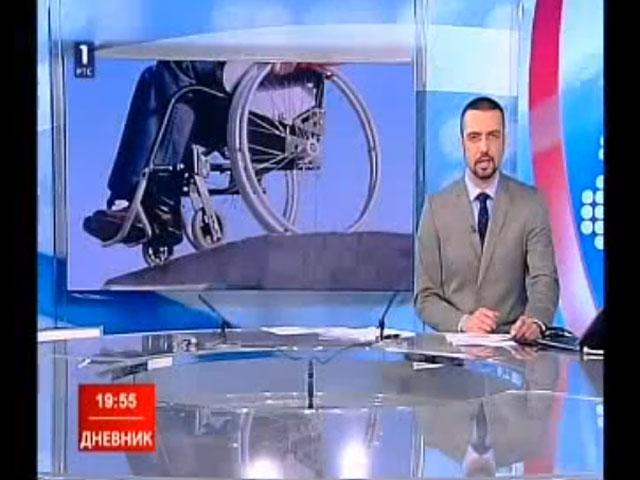Diskriminacija osoba sa invaliditetom u Srbiji