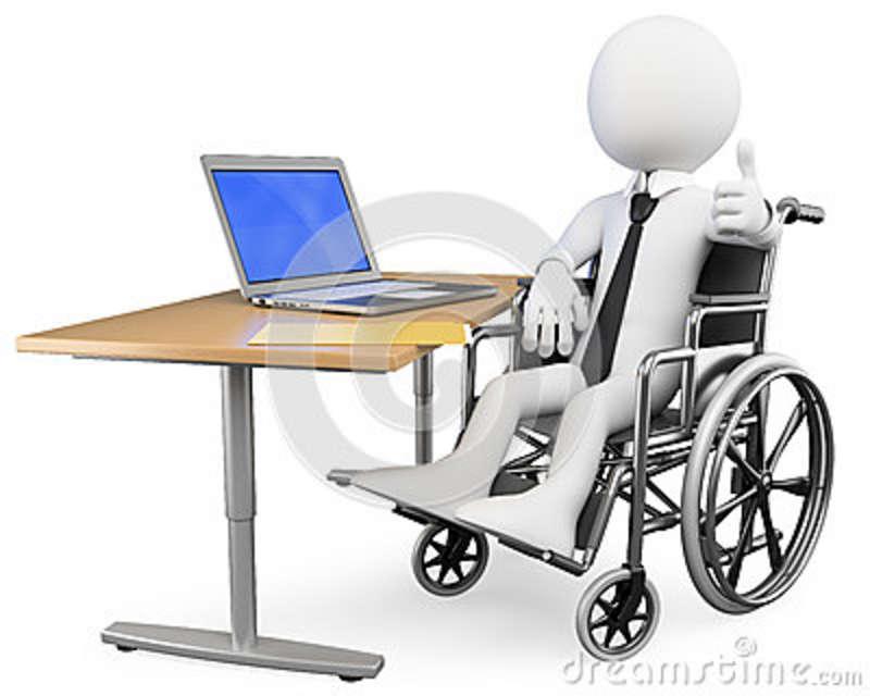 Invalidi na radnom mestu