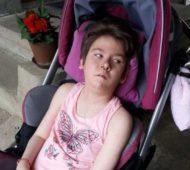 Фото: Мала Теодора не мора више да чека у Дому здравља  Фото: лична архива