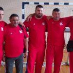 Vicešampioni turnira - ekipa GK Mladost iz Beograda