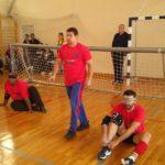 Završetak tajm-auta - Stefan Mićićelović (levo stoji) Dževit Krjez i(levo sedi) Ivan Popović (desno stoji) Milan Petrović (desno sedi)
