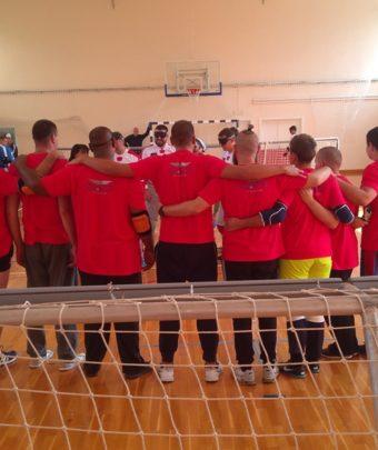 Zajedništo u pobedi i porazu - igrači i treneri GK Nais