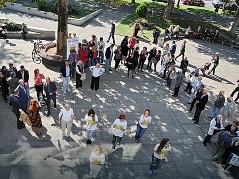 Foto: GO Zvezdara / Promo Dani seniora na Zvezdari