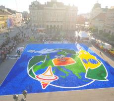 Foto: Robert Getel / RAS Srbija Završen mozaik