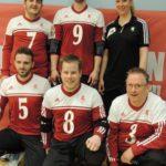 Џенан Ајдиновић (горе лево) у дресу екипе ФИФХ из Малмеа, вишеструког шампиона Шведске
