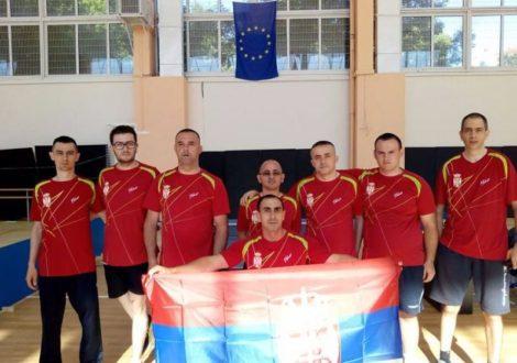 Brojni stonoteniseri iz Niša u reprezentaciji dokaz kvalitetnog rada; foto: Stonoteniski klub osoba sa invaliditetom Nais