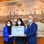 Predsednici Skupštine uručena Povelja humanosti Udruženja za borbu protiv dijabetesa