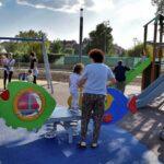 У новом парку већ уживају шетачи и малишани